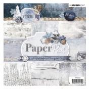 Sada papierov - Snowy Afternoon nr.125