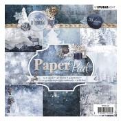 Sada papierov - Snowy Afternoon nr.126