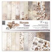 Sada papierov - Steam Time