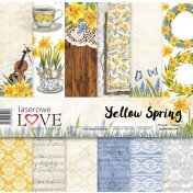 Sada papierov -  Yellow Spring