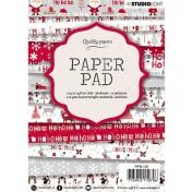 Sada papierov  A6- Paper pad nr.120