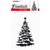 Silikónová pečiatka -Stamp Essentials, nr.297