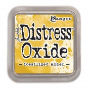 Poduška Distress Oxide - fossilized amber