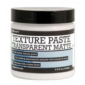 Texturovacia pasta - transparent matte
