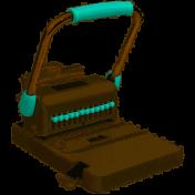 Cinch - stroj na viazanie
