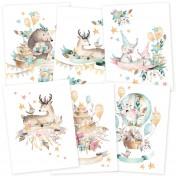 Zostava kartičiek - Cute & Co.